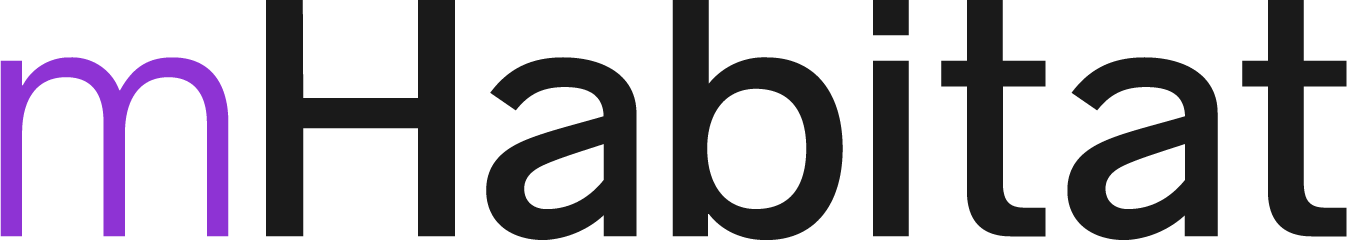 mHabitat logo